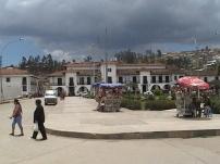 Cachapoyas Plaza de armas